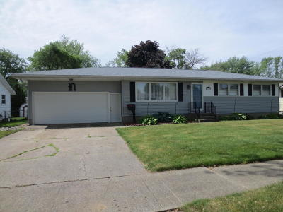 Muskegon Single Family Home For Sale: 1487 Cornell