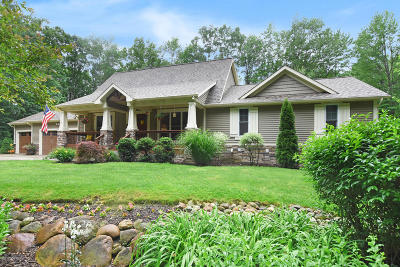 Holland, West Olive, Zeeland Single Family Home For Sale: 2897 152nd Avenue