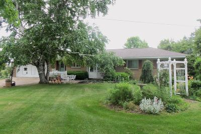 Hudsonville Single Family Home For Sale: 3435 Greenly Street