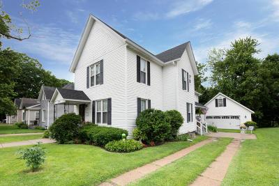 St. Joseph Single Family Home For Sale: 1313 Harrison Avenue
