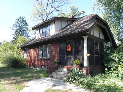Cass County Single Family Home For Sale: 31816 M 152