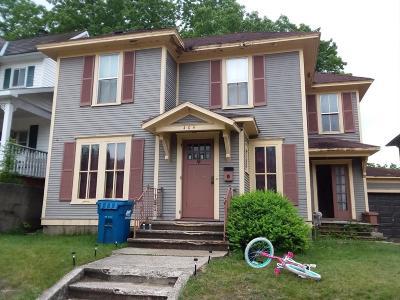 Cadillac Single Family Home For Sale: 404 E Cass Street
