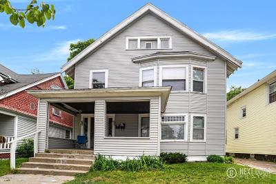 Multi Family Home For Sale: 1256 Jefferson Avenue SE