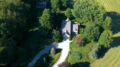 Edwardsburg Single Family Home For Sale: 19910 U S 12