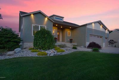 Muskegon Single Family Home For Sale: 5936 Larson Lane