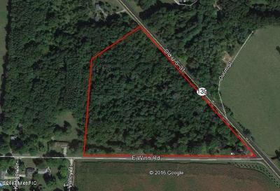 Niles Residential Lots & Land For Sale: 2502 Old U.s. 31 North #Lot#4