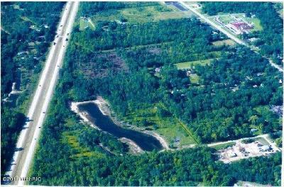 Berrien County, Cass County, Van Buren County Residential Lots & Land For Sale: 11387 M-140 Highway