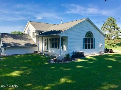 Byron Center Single Family Home For Sale: 6990 Homerich Avenue SW