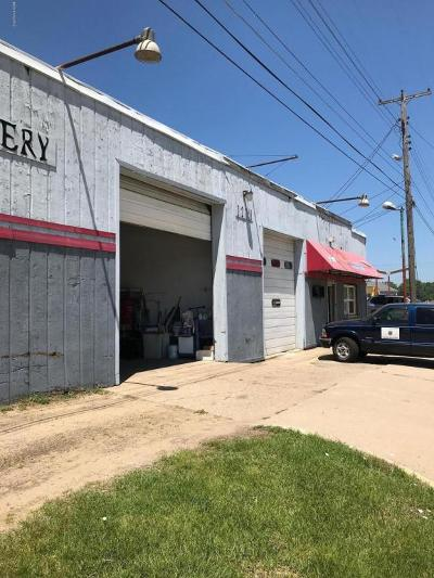 Berrien County Commercial For Sale: 1278 M-139