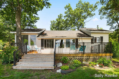 Baldwin Single Family Home For Sale: 7784 Bayview Shore Drive
