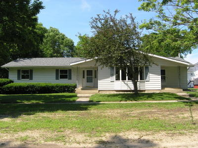 Berrien County, Branch County, Calhoun County, Cass County, Hillsdale County, Jackson County, Kalamazoo County, St. Joseph County, Van Buren County Single Family Home For Sale: 115 E James Street