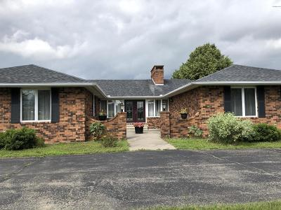 Hillsdale Single Family Home Active Contingent: 1011 N Lake Pleasant Road