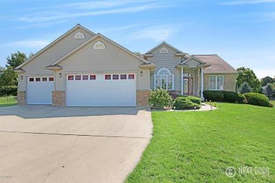 Sparta Single Family Home For Sale: 10732 Mieras Drive NE