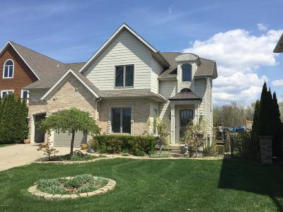 Berrien County, Cass County, Van Buren County Single Family Home For Sale: 2251 Riverside Pointe Drive