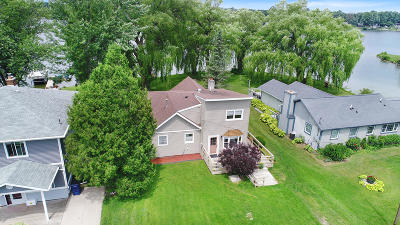 Conklin MI Single Family Home For Sale: $249,900