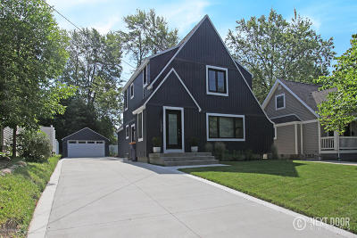 Grand Rapids Single Family Home For Sale: 1008 Kenesaw Drive SE