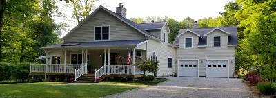 Coloma MI Single Family Home For Sale: $799,900