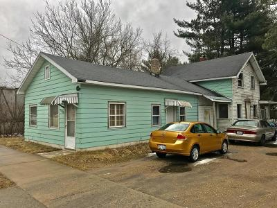 Baldwin Multi Family Home For Sale: 1038 Michigan Avenue
