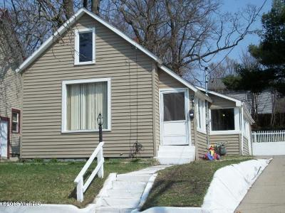 Grand Rapids Single Family Home For Sale: 643 Delaware Street SE