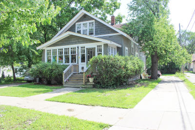 Holland Multi Family Home For Sale: 439 Columbia Avenue