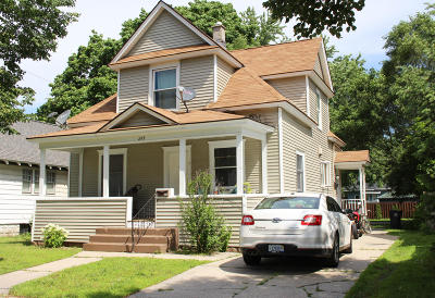 Holland Multi Family Home For Sale: 249 W 18th Street