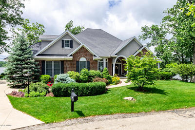 Sturgis Single Family Home For Sale: 61972 Pheasant Pointe Drive