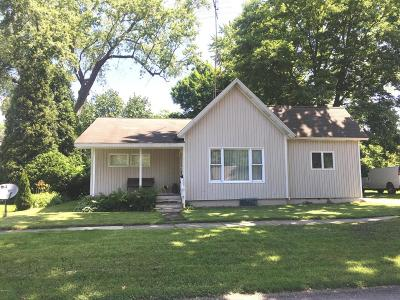 Berrien Springs Single Family Home For Sale: 304 S Cass Street