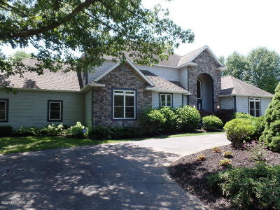 Saugatuck, Douglas Single Family Home For Sale: 295 Crest Road