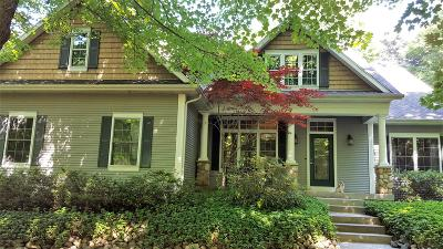 Allegan County Single Family Home For Sale: 2315 Forest Trail Circle