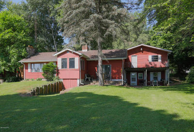 Three Rivers Single Family Home For Sale: 59035 Vernon Road