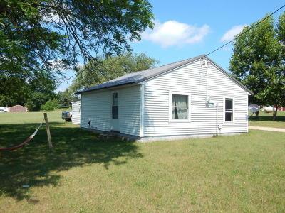 Grant Single Family Home For Sale: 11021 S Warner Avenue