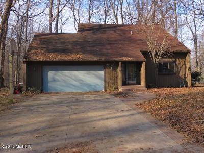 Coldwater Single Family Home For Sale: 270 Bryan Drive