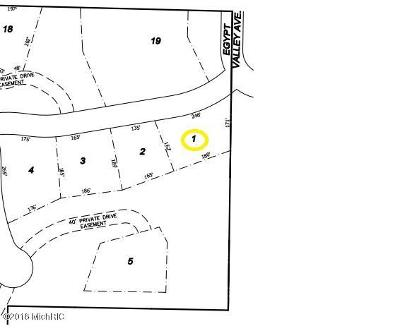 Belmont Residential Lots & Land For Sale: 6396 Ryan Valley Drive NE