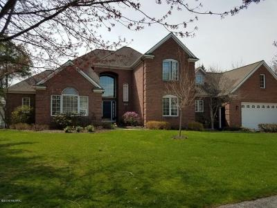 Grand Rapids Single Family Home For Sale: 5090 Abbeydale Drive SE