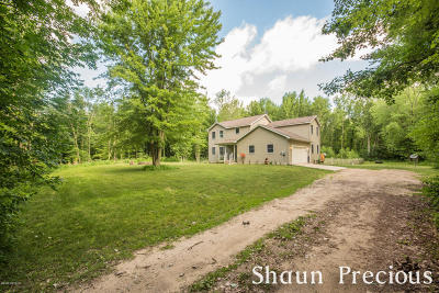 Single Family Home For Sale: 4324 W Wise Road
