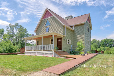 Barry County Single Family Home For Sale: 312 S State Street