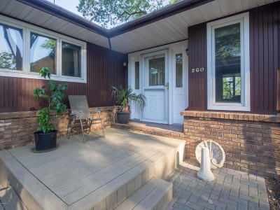 Muskegon Single Family Home For Sale: 260 Birch Drive