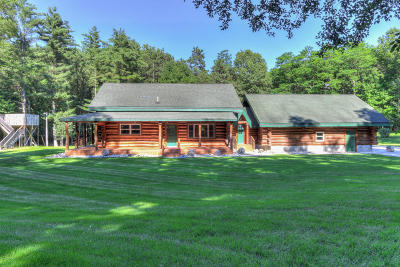 Muskegon Single Family Home For Sale: 3680 Lorenson Road