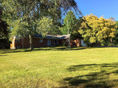 Weidman Single Family Home For Sale: 6378 W Main Street