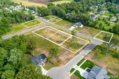 Allendale Residential Lots & Land For Sale: 5841 Lynn Drive #Lot 12