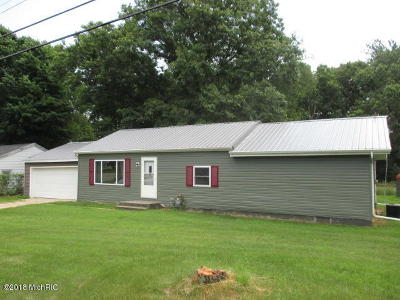 Allegan County Single Family Home For Sale: 1252 106th Avenue