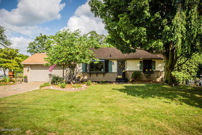 Single Family Home For Sale: 1774 Pheasant Avenue NW
