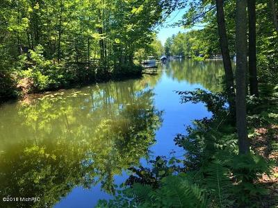 Mecosta Residential Lots & Land For Sale: 9584/9574 W School Section Lake Drive
