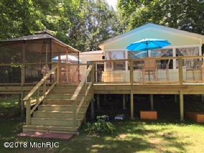 Van Buren County Single Family Home For Sale: 46266 Broadway