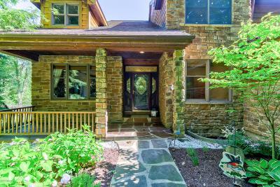 Holland, West Olive Single Family Home For Sale: 16521 Van Buren Street