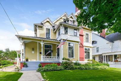 Multi Family Home For Sale: 218 College Avenue SE