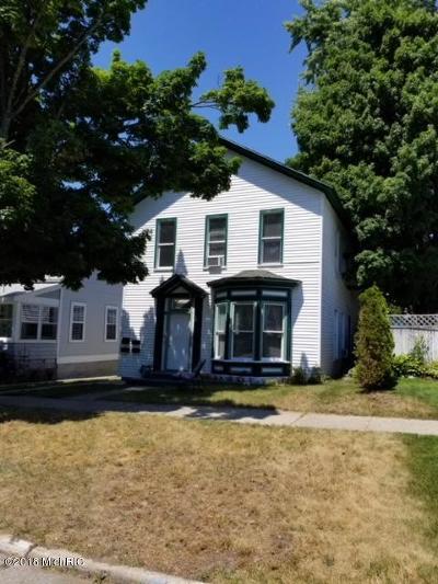 Grand Haven, Spring Lake, Ferrysburg Multi Family Home For Sale: 425 Lafayette Avenue