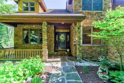 West Olive Single Family Home For Sale: 16521-A1 Van Buren Street