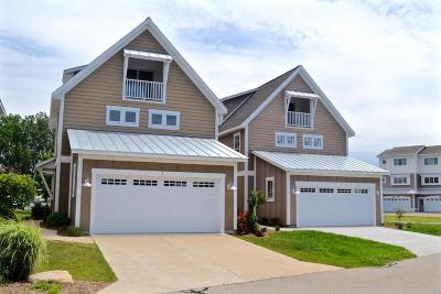 Grand Haven, Spring Lake Condo/Townhouse For Sale: 920 W Savidge Street # 5