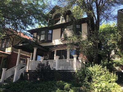 Single Family Home For Sale: 553 Fulton Street E